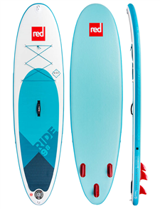 "Red Paddle Co 9'8"" Ride Inflatable Sup 2018 Model"