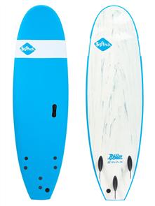 FCS Roller Softboard, Blue