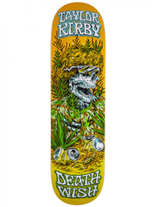 """Deathwish Taylor Kirby Buried Alive 8.25"""""""