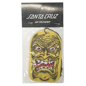 Santa Cruz Air Freshener - Rob Face, Assorted
