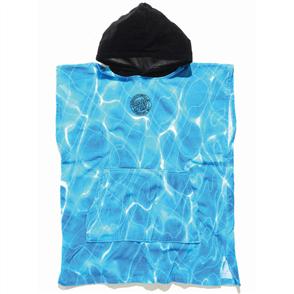 Santa Cruz Pool Hooded Towel Youth, Pool
