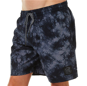 Santa Cruz Cruizer Tie Dye Beach Short