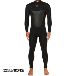Billabong 4/3mm Absolute Comp Chest Zip Full Steamer