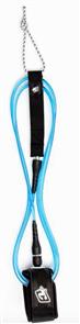 Creatures Of Leisure Pro 7 Double Swivel Leash, Blue Black