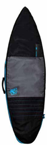 Creatures Of Leisure Shortboard 10mm Foam Day Use Bag, Charcoal Cyan