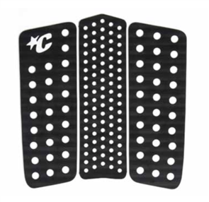 Creatures Of Leisure Front Deck Grip Pad Iii , Black