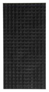 Creatures Of Leisure Grip Sheet , Black