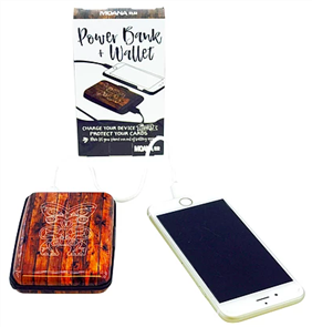 Moana Rd Power Bank Wallet - Tiki