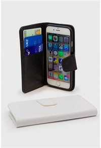 PlugNZ Iphone 6 Wallet Cover - Black