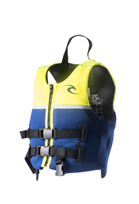 Rip Curl Junior Omega Buoyancy Vest, 8762 F.Lemon
