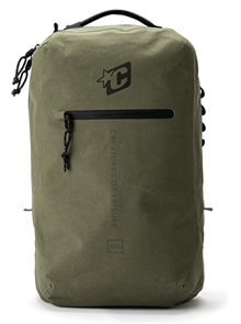 Creatures Of Leisure Travel Dry Bag, Military