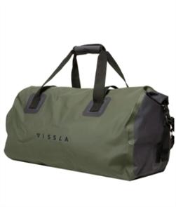 Vissla North Seas 40L Dry Duffle Backpack, Surplus