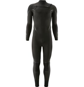 Patagonia R2 Yulex FZ Full Wetsuit, Black