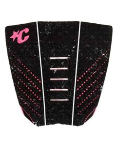 Creatures Of Leisure Jack Freestone Tail Pad, Black Mix Pink