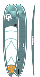 Agenda The One - Sup - Nextech, Teal
