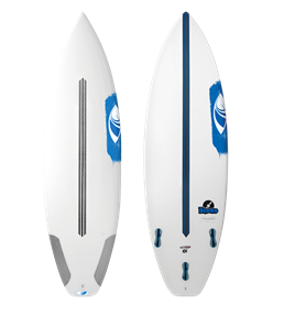 Sharpeye E2 Disco Short Board, White