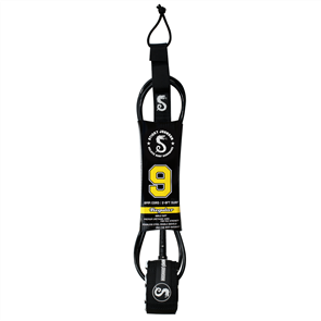 Sticky Johnson Longboard Leash, Size 9'0
