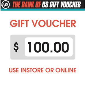 US $100 Gift Voucher