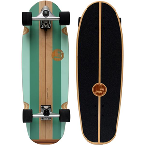 "SLIDE Gussie Avalanche 31"" Surf Skateboard"