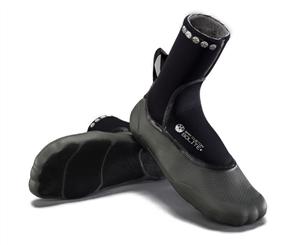 Solite Boots 6mm Custom Booties, Gray/ Black