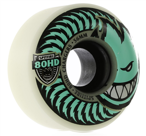Spitfire 80Hd Wheels Charger Stay Lit 56mm