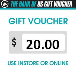 US $20 Gift Voucher