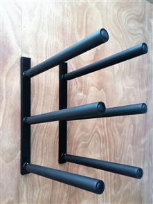 Curve SURF Wall Rack - Triple Steel