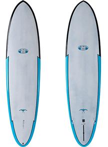 Takayama Egg Tuflite Pro Carbon Surfboard, Blue