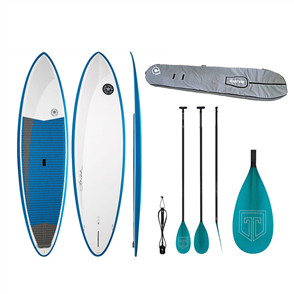 Tom Carroll OUTER REEF, BAG, FINS, PADDLE AND LEASH COMBO