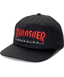 Thrasher Magazine Logo Two-Tone Hat