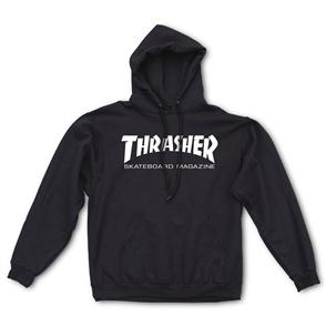 Thrasher Skate Mag Hood Black
