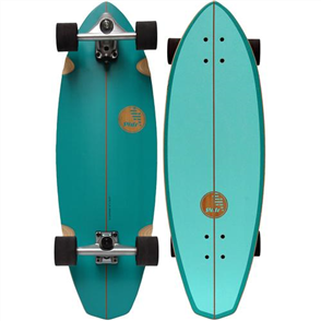 "SLIDE Diamond D Abelhara 32"" Longboard Cruiser"