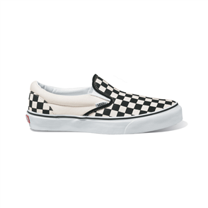 Vans Classics Plus Cso Youth Shoe, Black White Check
