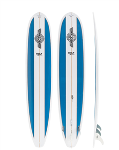 Walden Magic Model PU Longboard, Blue