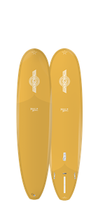 Walden Magic Fusion Poly FCS II Longboard