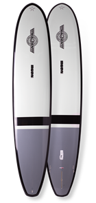 Walden Mega Magic, Tuflite C-Tech, Longboard
