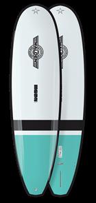 Walden Mega Magic Longboard, Tuflite C-Tech, Aqua