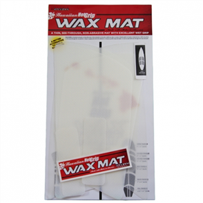 Surf Co Hawaii Wax Mat Kit For Shortboard
