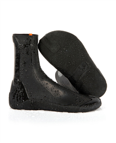 Rip Curl Rubber Soul 3Mm Booties, Black