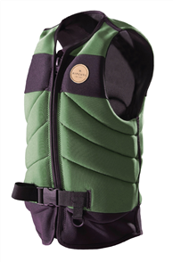 Rip Curl Dawn Patrol Buoyancy Vest, Green