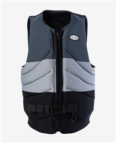 Rip Curl D/Patrol 2019 Buoyancy Vest, 0084 Charcoal Grey