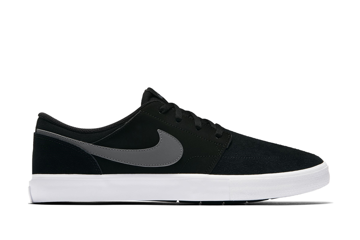 7601a0bfd801 ... outlet store f5263 0a9d6 Nike SB Solarsoft Portmore II Skateboarding  Shoe